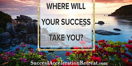 Success Acceleration Retreat- Boston Fall  2020 tickets