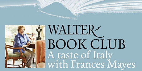 A Taste of Italy with Frances Mayes tickets