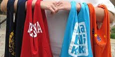 Make your own reusable bag from a T-shirt