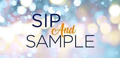 Sip & Sample + Training