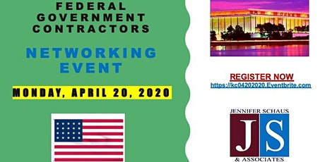 Government Contractors Spring Networking Soiree tickets