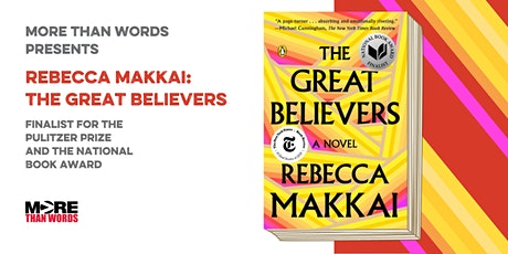 The Great Believers Book Talk with Rebecca Makkai tickets