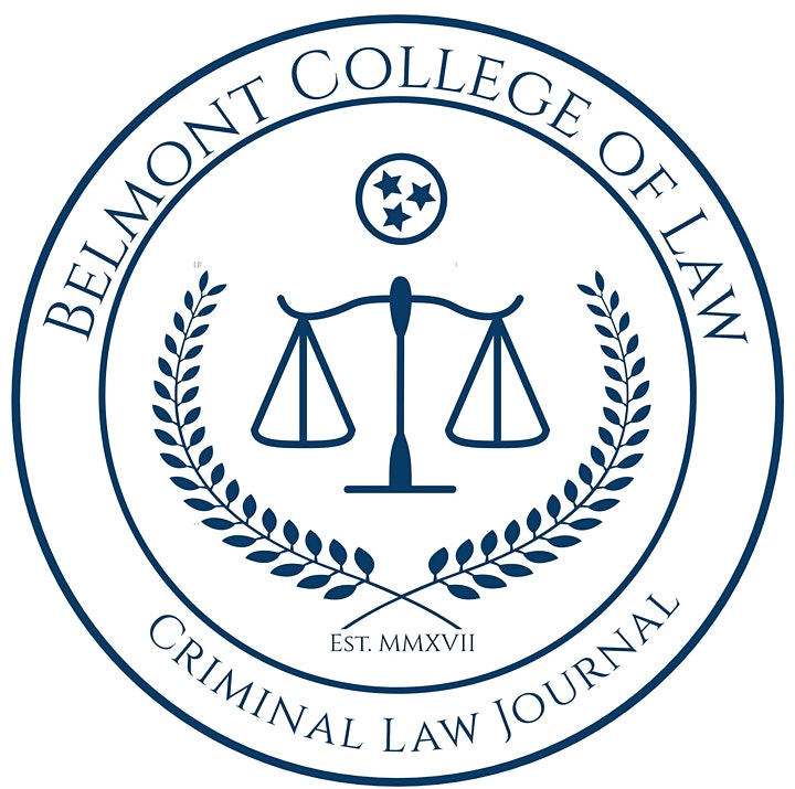 Belmont Criminal Law Journal Symposium: Cyber Law in the Criminal Context image