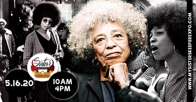 "My Sisters Keeper Expo 2020 ""Angela Davis"""