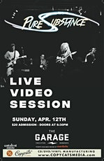 Pure Substance - Live Video Session tickets