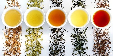 Tea 101: An Intro to the World of Tea tickets