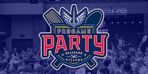 Battlehawks Pregame Party (STL vs LA)