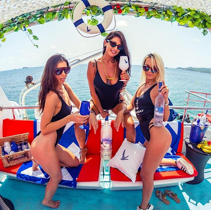 NO 1 EPIC BACHELORETTE BOAT PARTY IN MIAMI! image