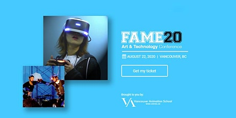 FAME 2020 - Art & Technology Conference tickets