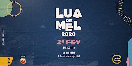 Lua de Mel 2020 ingressos