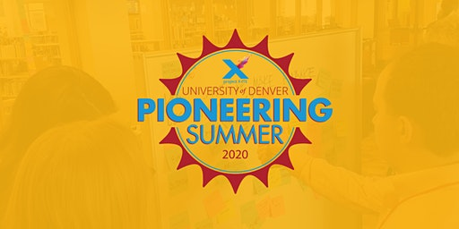 Pioneering Summer Information Session