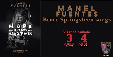 """Manel Fuentes """"Hope and Dreams for Hard Times"""""""