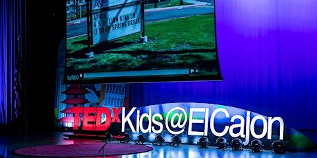 TEDxKids@ElCajon (Volunteer Ticket) tickets
