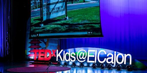 TEDxKids@ElCajon (Volunteer Ticket)