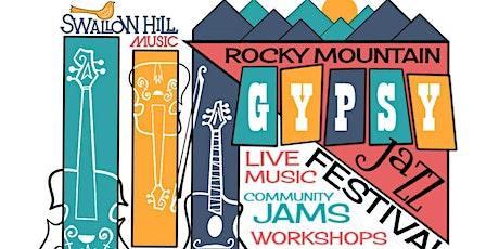 Rocky Mountain Gypsy Jazz Festival - Night Two - CANCELED tickets