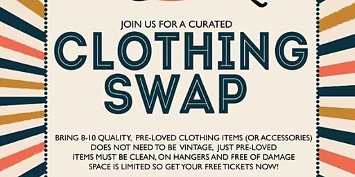 Revival Clothing Swap