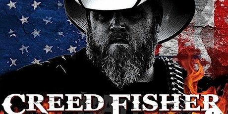 Creed Fisher - Outlaw Country Music tickets