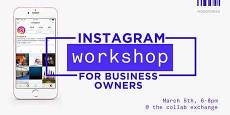 Getting Started with Instagram: Simple Steps to grow your Instagram brand tickets
