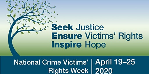15th Annual Crime Victims' Rights Week Conference