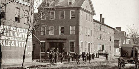 POSTPONED - Beyond the Battlefield: A Civil War Walking Tour of Alexandria tickets