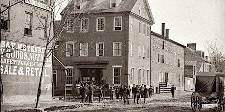 Beyond the Battlefield: A Civil War Walking Tour of Alexandria tickets
