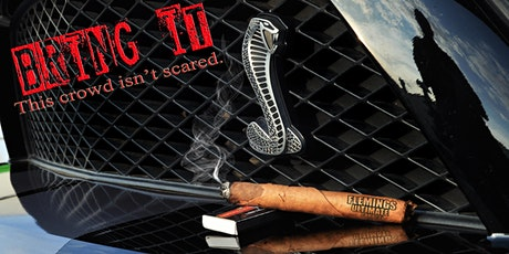 Cars & Cigars at Fleming's tickets