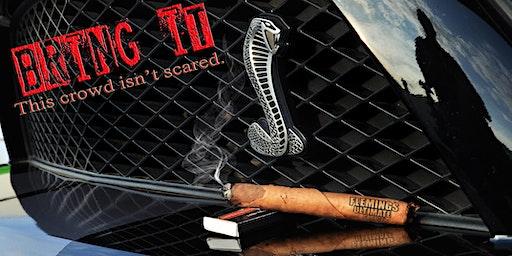 Cars & Cigars at Fleming's