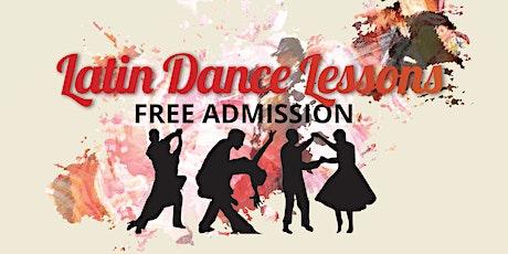 HCACA Presents: Latin Dance tickets