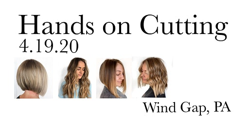 Cutting with Casi: a hands on hair cutting class