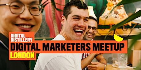 Digital Marketer's Meet Up - London tickets