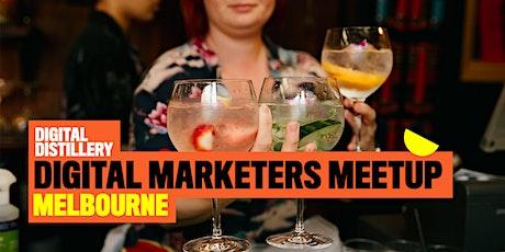 Digital Marketer's Meet Up - Melbourne tickets
