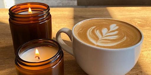 Coffee & Candles Workshop