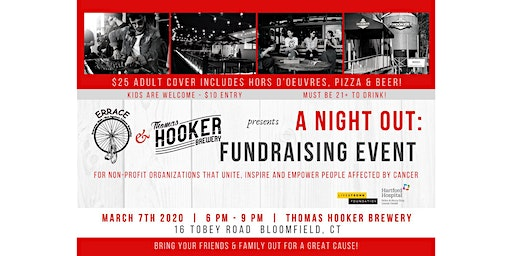 ERRACE & HOOKER BREWERY PRESENT:  A NIGHT OUT - 2020