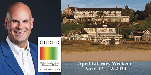 Dr. Jeffrey Rediger Literary Weekend: April 17 – 19, 2020