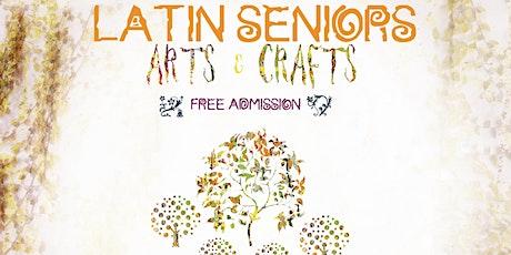 HCACA Presents: Latin Seniors Arts & Crafts tickets