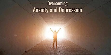 Goodbye Anxiety, Stress & Depression tickets