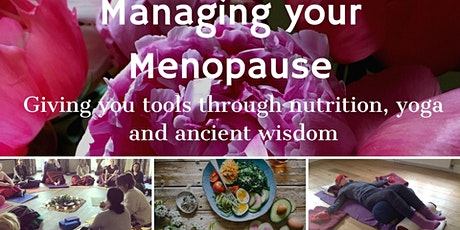 Manage your Menopause tickets