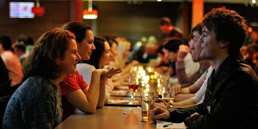Speed Dating for Professionals (Ages 28-42)