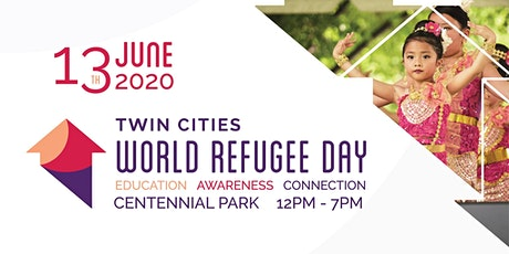 Twin Cities World Refugee Day 2020 tickets