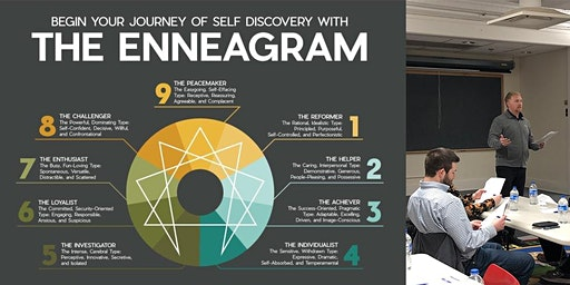 Enneagram: What you don't know about yourself can hurt you.