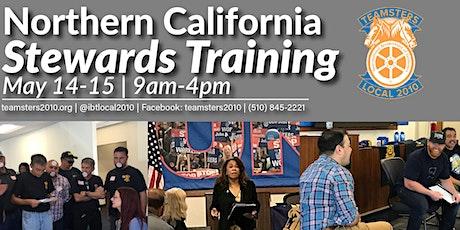 Northern California Steward Trainings - May 2020 tickets