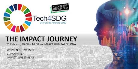 Tech4SDG - THE IMPACT JOURNEY entradas