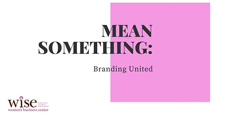 Mean Something: Branding United tickets