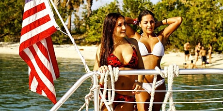 NO 1 EPIC BACHELORETTE BOAT PARTY IN MIAMI! tickets