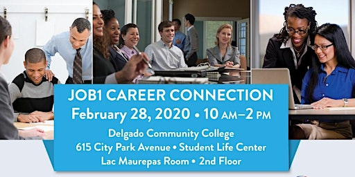 JOB1 Career Connections Event
