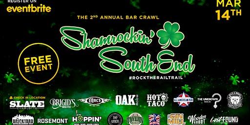 Shamrockin' South End! St. Patrick's Day Bar Crawl