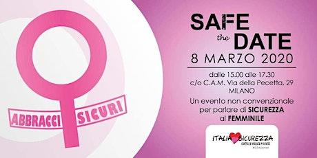 ITALIA LOVES SICUREZZA CONTRO LA VIOLENZA DI GENERE biglietti