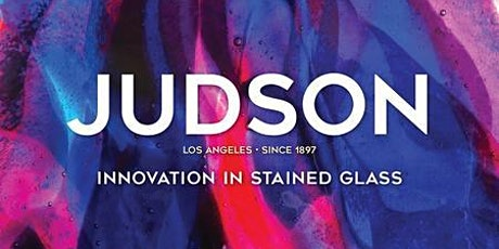 Book Launch: JUDSON: Innovation in Stained Glass tickets