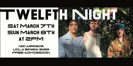 Shakespeare Company at UCLA presents: Twelfth Night tickets