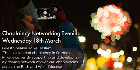 Chaplaincy Networking Evening tickets